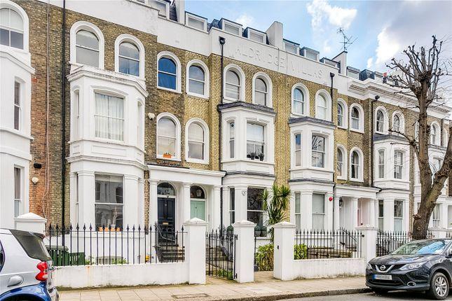 Exterior of Aldridge Road Villas, London W11