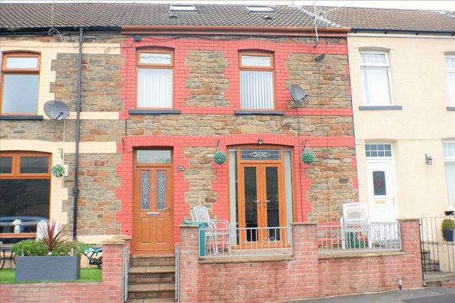Terraced house for sale in Gethin Terrace, Porth