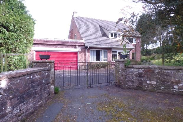 Thumbnail Detached house for sale in Wansbeck, Paving Brow, Brampton, Cumbria