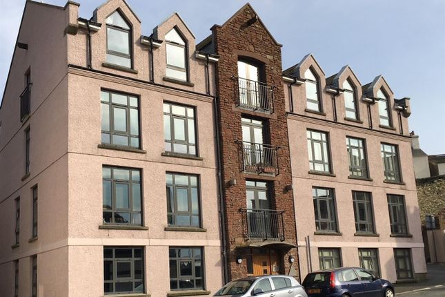 Thumbnail Detached house to rent in Wharfside Apartments, Peel, Isle Of Man