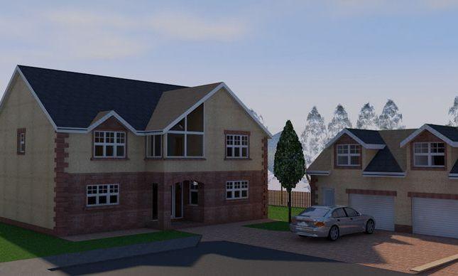 Thumbnail Detached house for sale in Inchneuk Road, Glenboig, Coatbridge