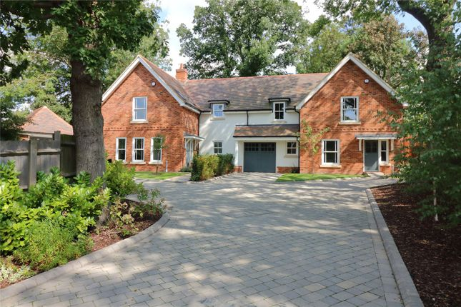 Thumbnail Semi-detached house for sale in Alexander Lane, Hutton, Brentwood, Essex
