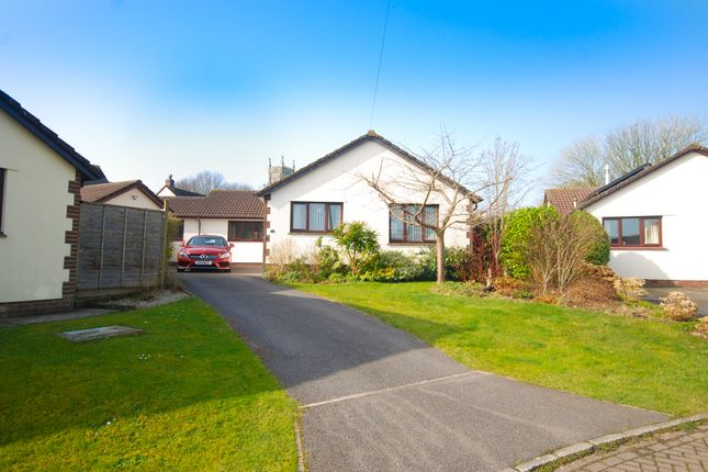 Thumbnail Detached bungalow for sale in Southwood Meadows, Buckland Brewer, Bideford