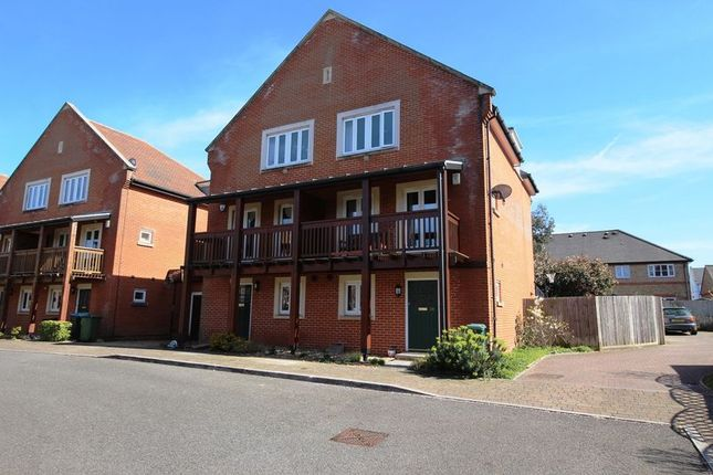 Thumbnail Semi-detached house to rent in Anzio Gardens, Caterham