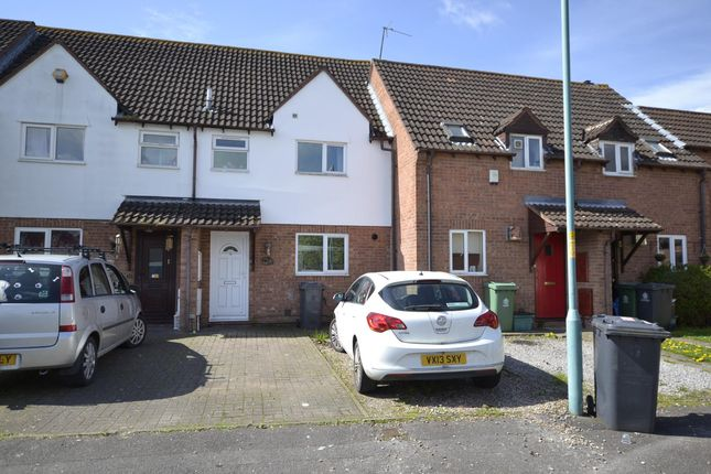 Thumbnail Terraced house to rent in Mill Grove, Quedgeley, Gloucester