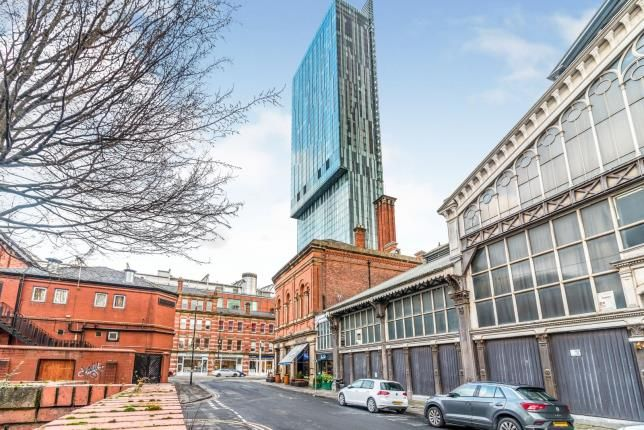 1 bed flat for sale in Deansgate, Manchester, Greater Manchester M3