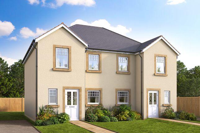 Thumbnail Semi-detached house for sale in Waterside Road, Peterhead, Aberdeenshire