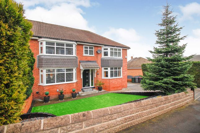 4 bed semi-detached house for sale in Woodland Way, Rotherham S65