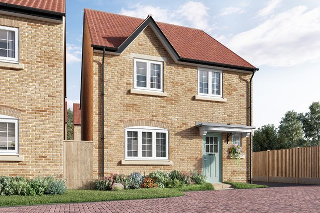 "Thumbnail Detached house for sale in ""The Mylne"" at Isemill Road, Burton Latimer, Kettering"