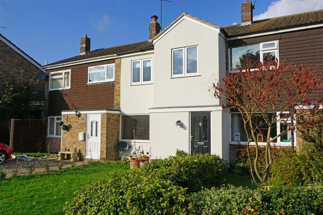 Thumbnail Terraced house for sale in Bunyan Close, Pirton, Hitchin