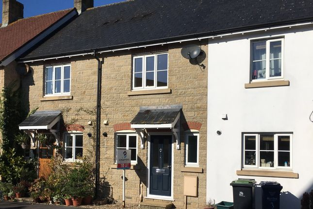 2 bed terraced house to rent in Casterbridge Way, Gillingham SP8