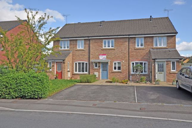 Thumbnail Terraced house to rent in Fuscia Way, Rogerstone, Newport