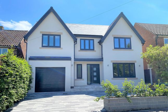 Thumbnail Detached house for sale in Vale Road, Wilmslow