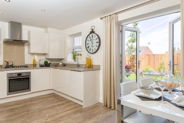 "Thumbnail Semi-detached house for sale in ""Archford"" at Lowfield Road, Anlaby, Hull"