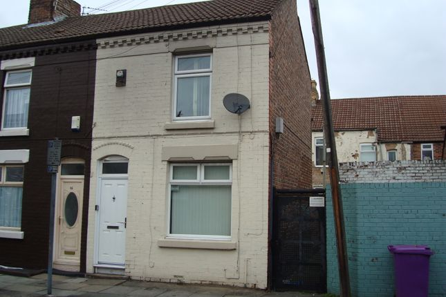 3 bed end terrace house to rent in Emery Street, Liverpool