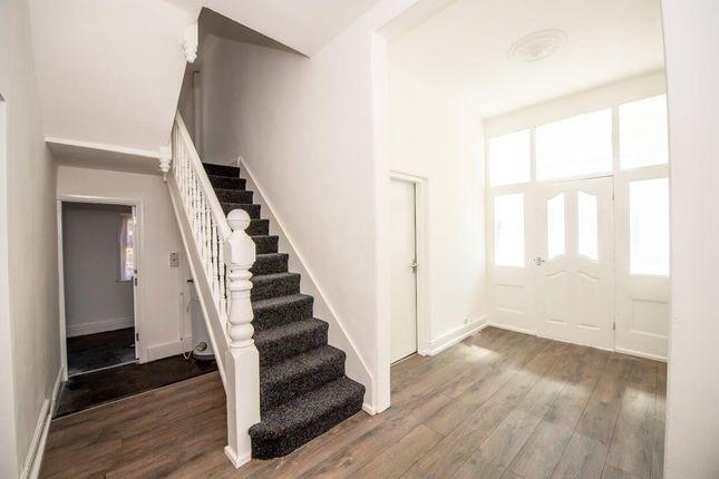 Hallway of Welbeck Court, Mount Pleasant, Waterloo, Liverpool L22