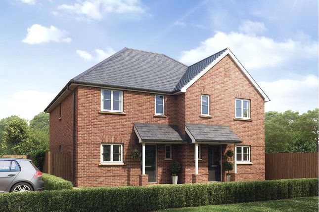 Thumbnail Semi-detached house to rent in Grange Road, Ash, Aldershot