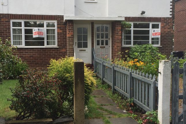 Thumbnail Terraced house to rent in Friars Road, Sale