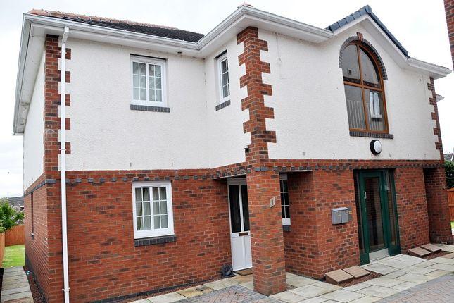 Thumbnail Flat to rent in Cumwhinton Gardens, Carlisle