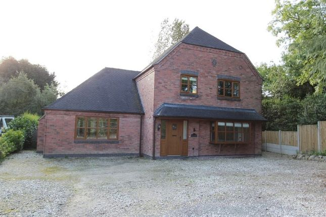 Thumbnail Detached house for sale in Hartwell Lane, Rough Close, Stoke-On-Trent