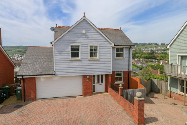 Thumbnail Detached house for sale in St. Lukes Drive, Teignmouth