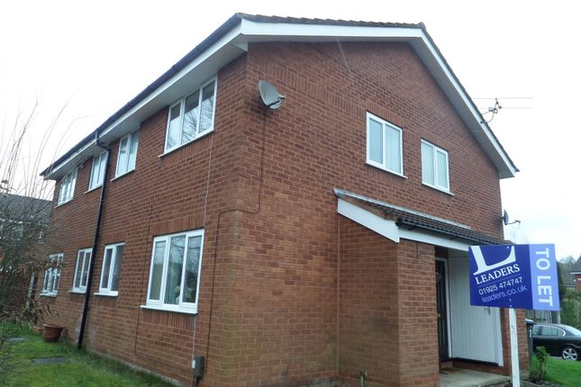 Thumbnail Semi-detached house to rent in Pennant Close, Birchwood, Warrington