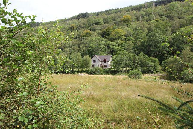Thumbnail Detached house for sale in Ardachy House, Stronafyne, Arrochar, Argyll And Bute