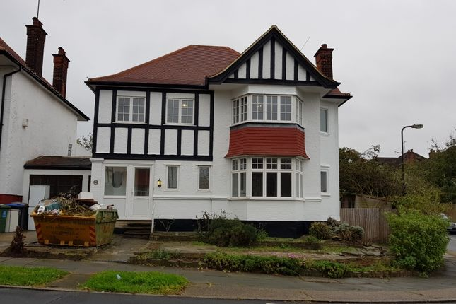Thumbnail Detached house to rent in Barn Rise, Wembley Park