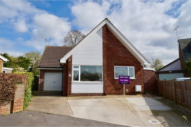Thumbnail Detached house for sale in Holly Close, Lincoln