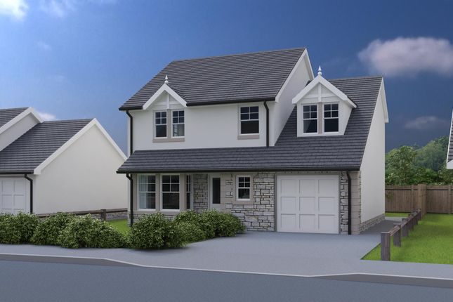 Thumbnail Detached house for sale in Rigg Road, Cumnock, Cumnock