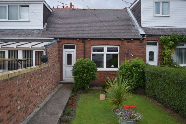 Thumbnail Terraced bungalow to rent in Churchfields, Ryhill