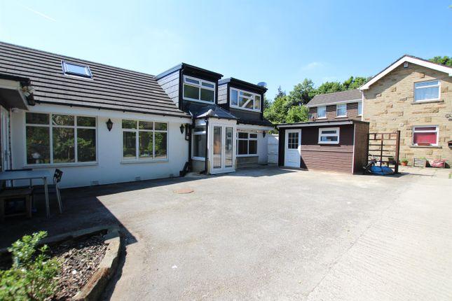 Thumbnail Detached bungalow for sale in Lindgarth, Rockhill Lane, Bradford