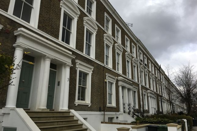 Richborne Terrace, Oval, London SW8