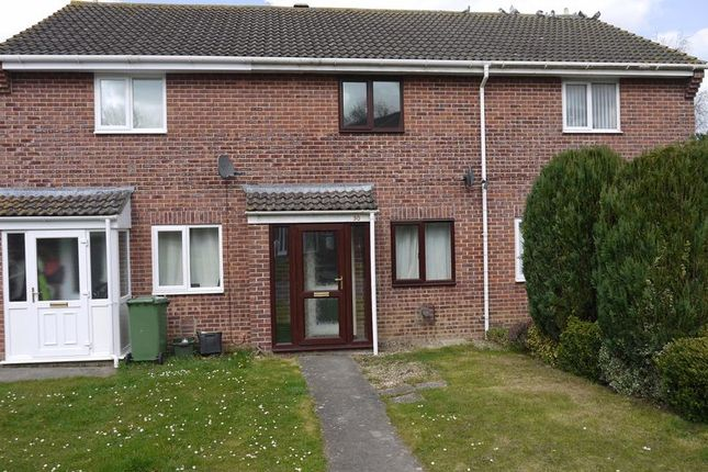 Thumbnail Terraced house to rent in Blagrove Close, Street