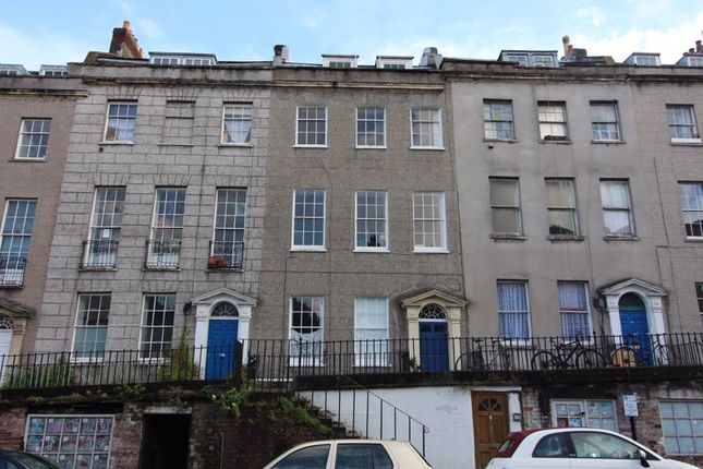 Thumbnail Flat for sale in Richmond Terrace, Clifton, Bristol