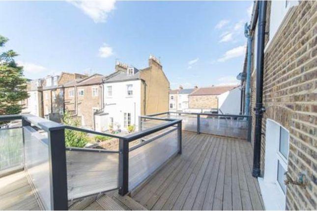 Thumbnail Flat to rent in 224 Uxbridge Road, London