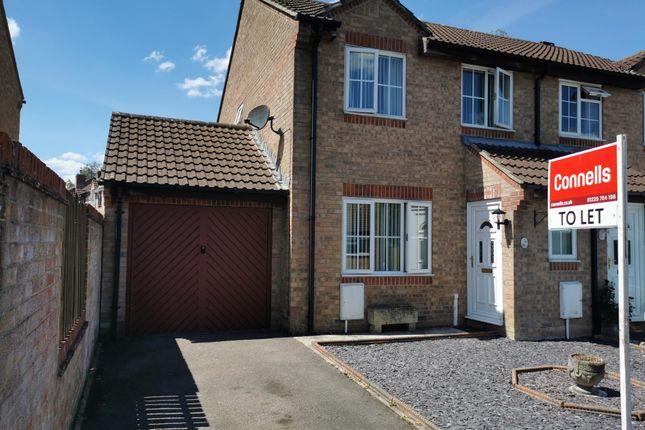 3 bed semi-detached house to rent in Primrose Walk, Warminster BA12
