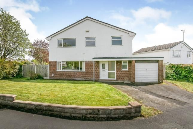 4 bed detached house for sale in Denson Drive, Ewloe, Deeside, Flintshire CH5