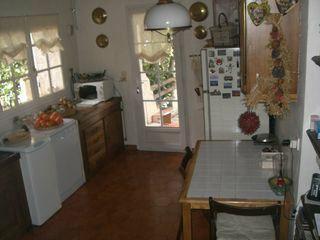France Kitchen of Bastide, Le Vigan, Gard, Languedoc-Roussillon, France