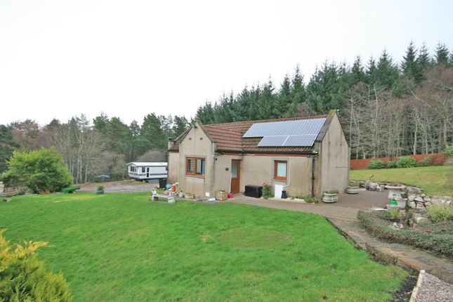 Thumbnail Detached house for sale in Hill Of Maud, Buckie