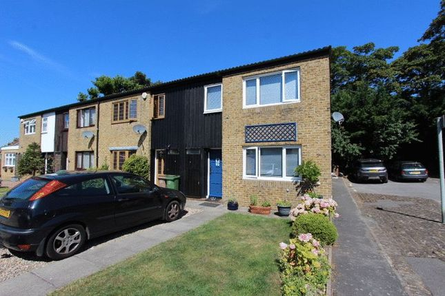 Thumbnail End terrace house for sale in Bicknoller Close, Sutton