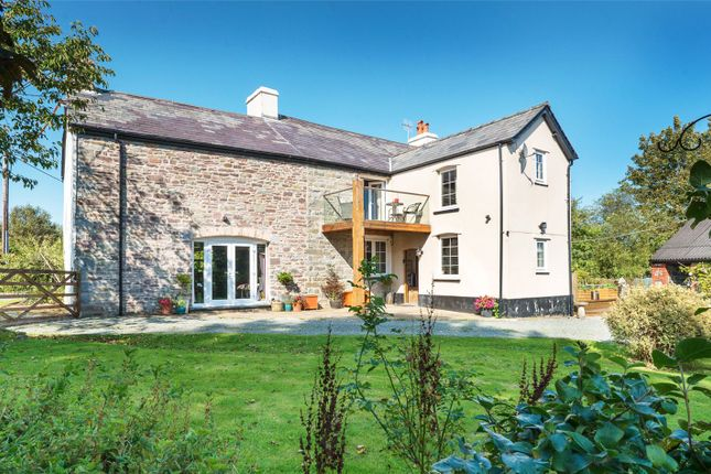 Thumbnail Detached house for sale in Cray, Brecon, Powys