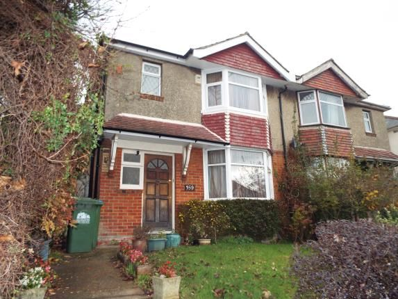 Thumbnail Semi-detached house for sale in Burgess Road, Southampton