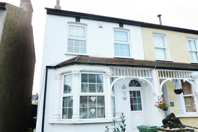 Thumbnail Semi-detached house for sale in Havelock Road, Belvedere, Kent