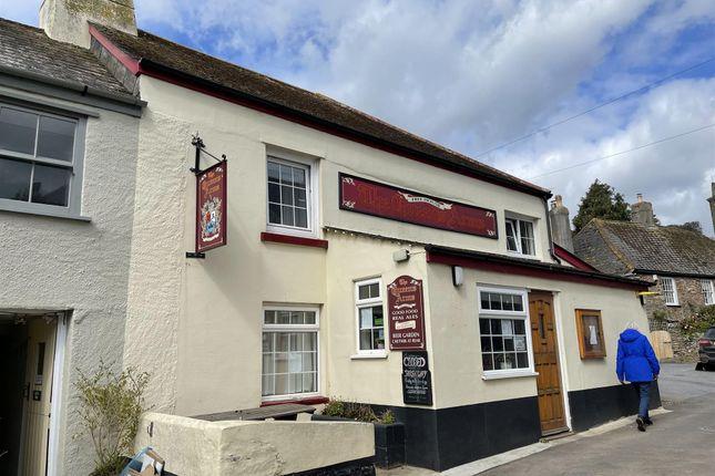 Thumbnail Restaurant/cafe for sale in Popular South Devon Coastal Village Inn TQ7, Slapton, Devon