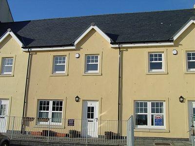 Thumbnail Terraced house for sale in 6 Callanders Close, Garlieston