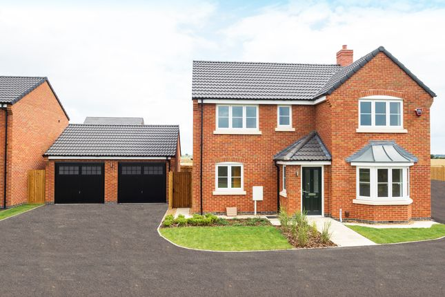 4 bed detached house for sale in Station Lane, Asfordby LE14