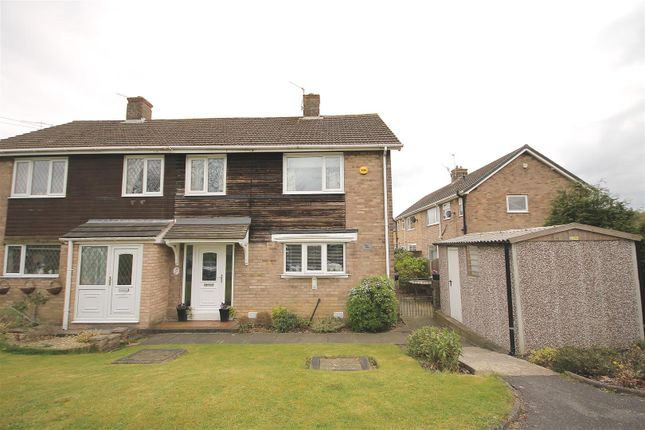 Thumbnail Semi-detached house for sale in Quantock Way, Loundsley Green, Chesterfield