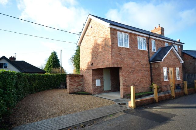 2 bed detached house to rent in The Green, Beenham, Reading, Berkshire RG7