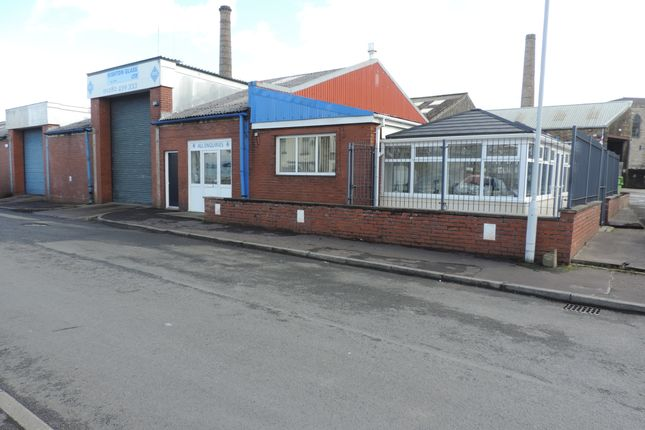 Thumbnail Industrial for sale in Arthur Street, Burnley